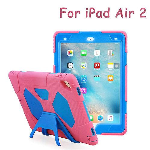ACEGUARDER iPad Air 2 Case Full Body Protective Pemium Soft Silicone Shock