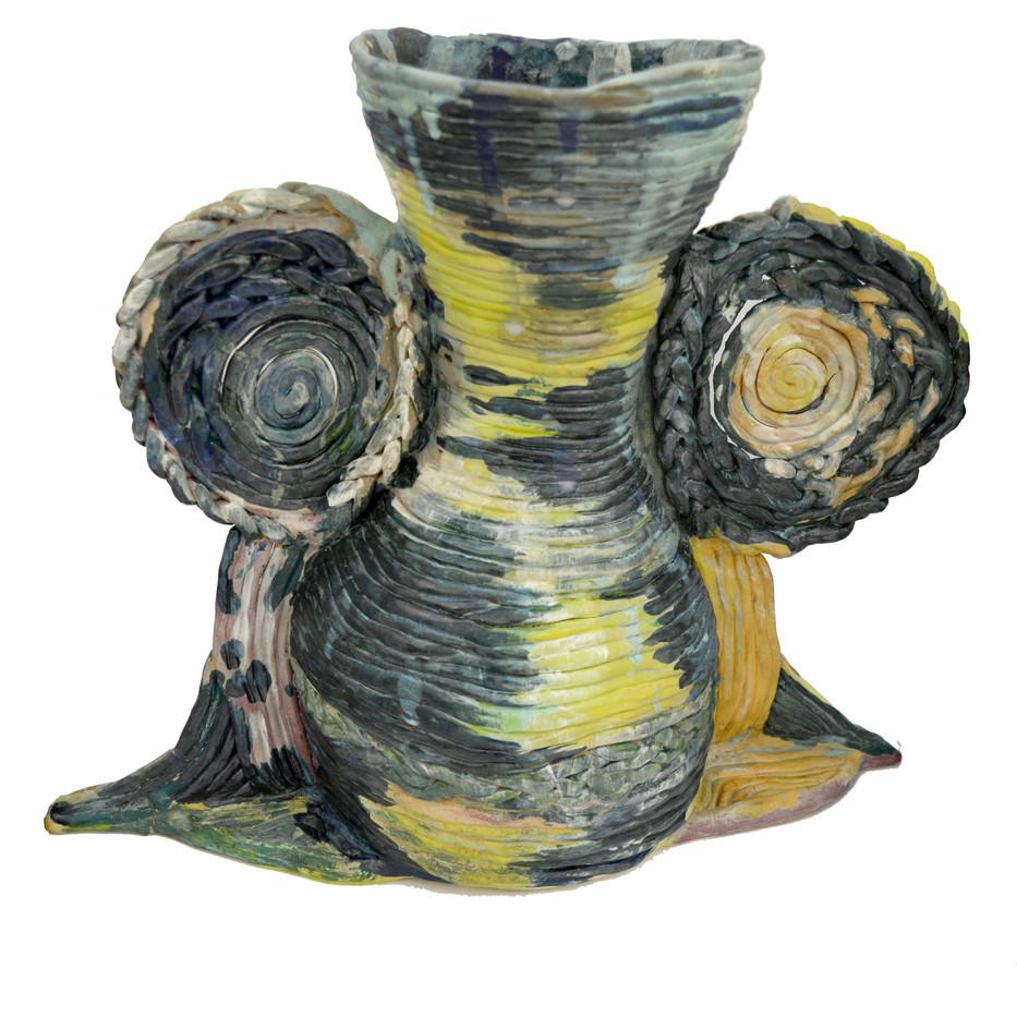 Ear Vase (back)