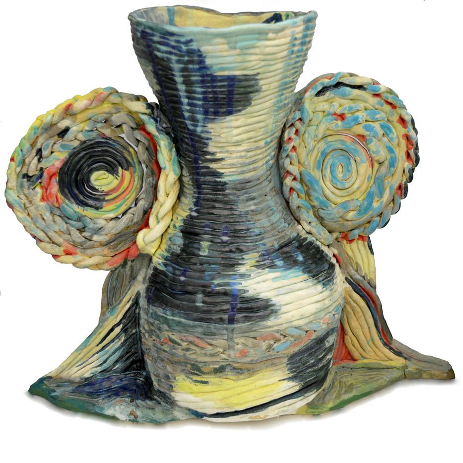 Ear Vase (front)