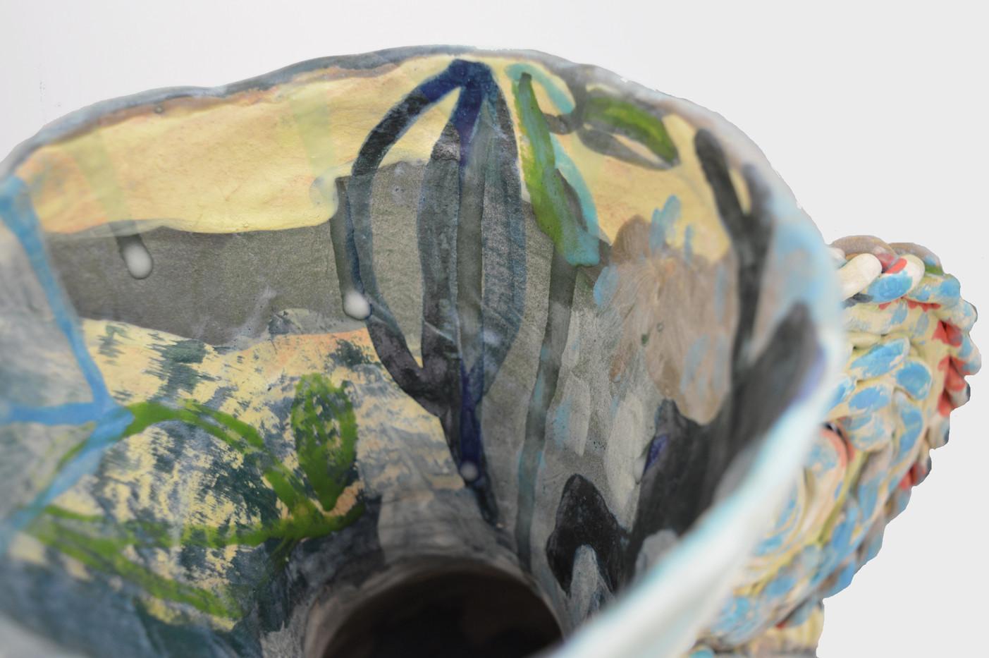 Ear Vase (detail)
