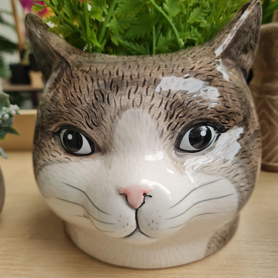 Cat Plant Pot $44.99
