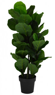 Fiddle Leaf Fig - 4 Stem (3ft) [Real Touch]