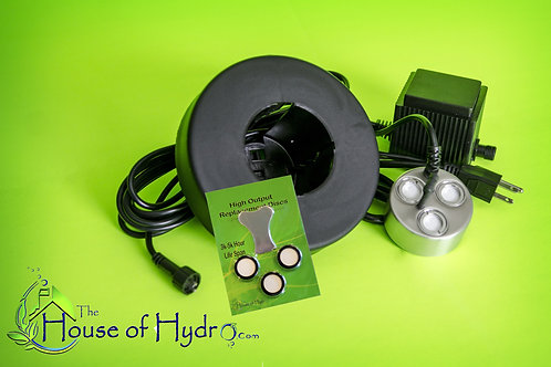 House Of Hydro Mister Kit-triple disc - Canada shipping