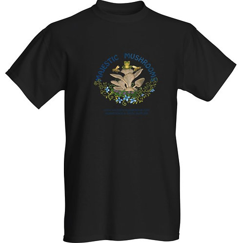 Premium Black T-shirt