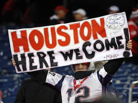 Super Bowl-sillos llenos