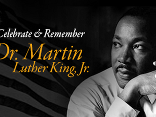 City Hall Closure - Martin Luther King Jr. Day