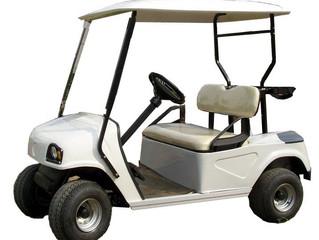 Golf Cart Operations Update