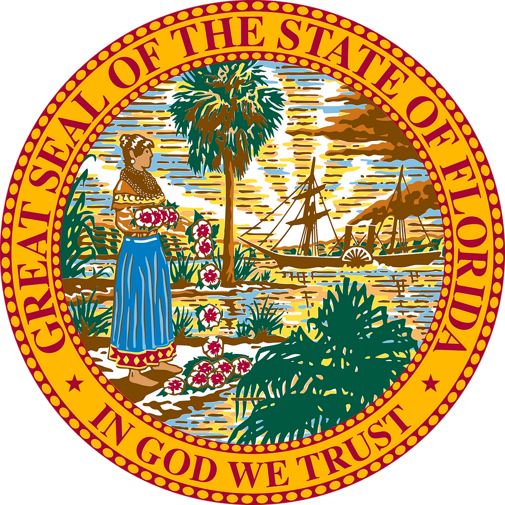 Official seal of the State of Florida