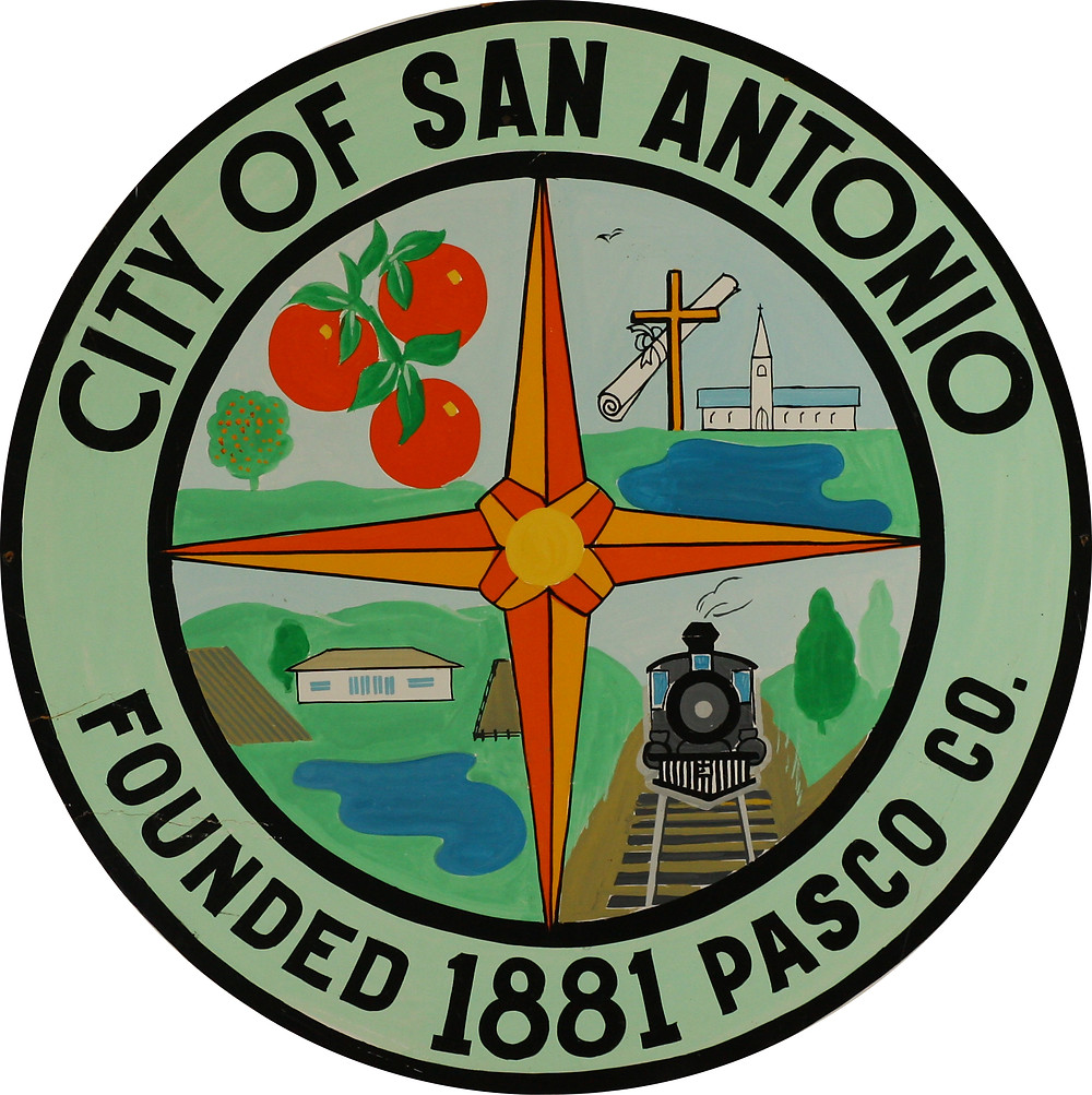 Seal - City of San Antonio