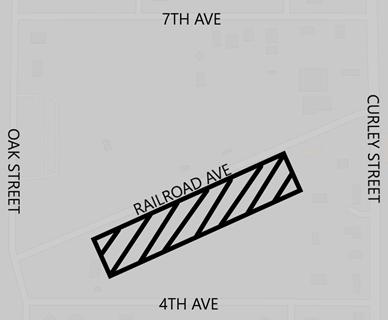 image showing location of San Antonio Station PUD