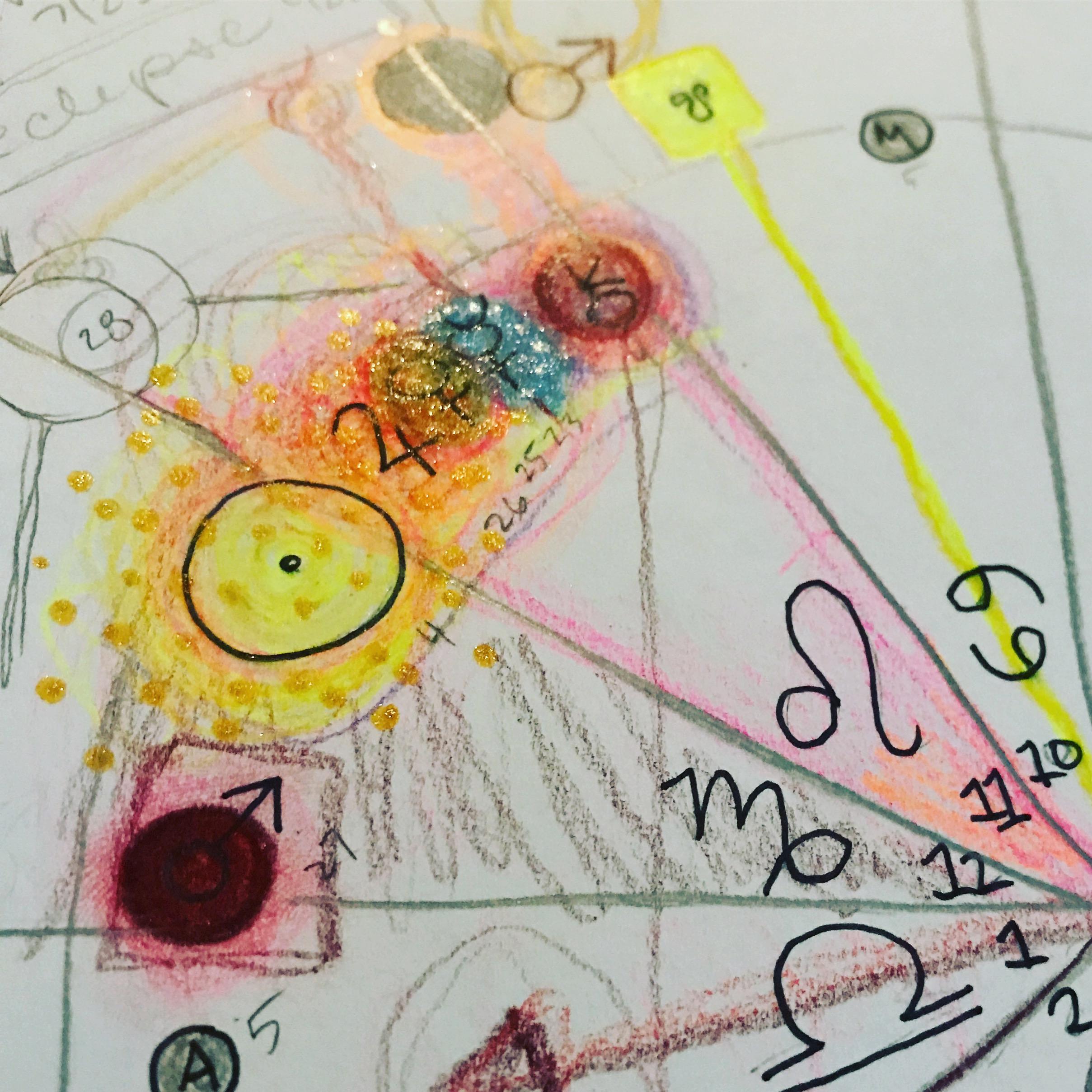 astroartistry, dianna fontes artist