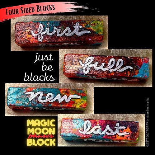Just Be Block [Four Moons]   Custom