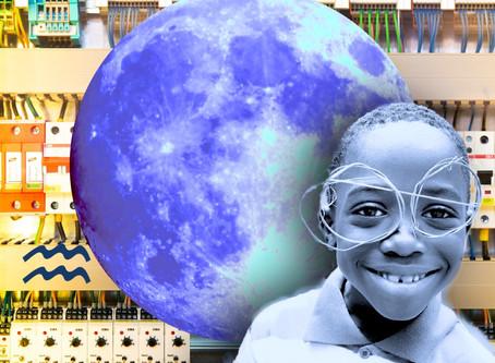 Moon In Aquarius. Cancer Season 2019