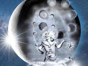Moon In Aquarius. Pisces Season 2019