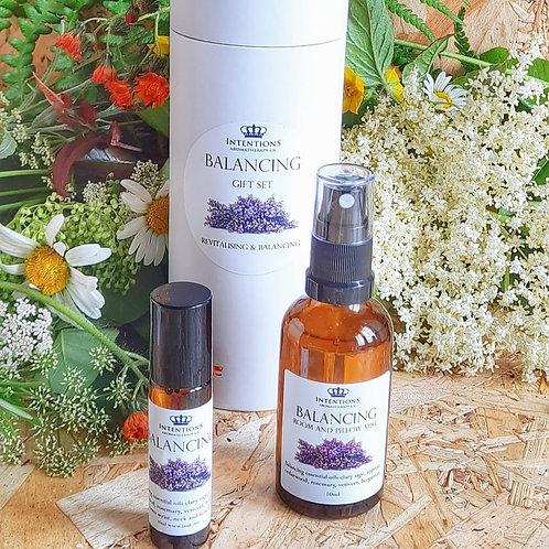 Balancing Aromatherapy Duo Set