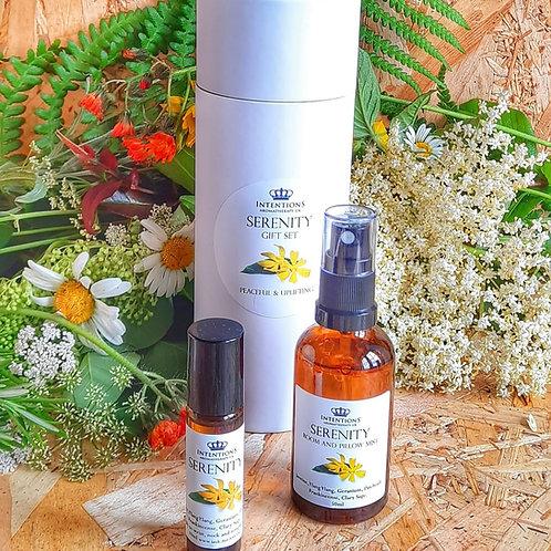 Serenity Aromatherapy Duo Set