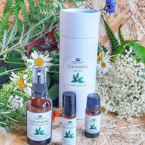 Cleansing Aromatherapy Gift Set