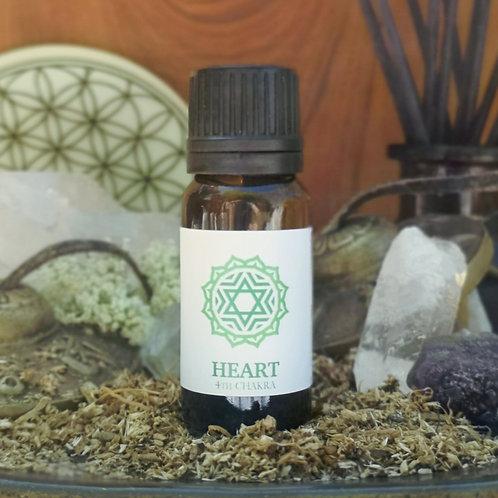 4 - Heart Chakra Synergy Oil