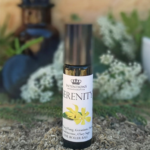 Serenity Roller Ball Remedy