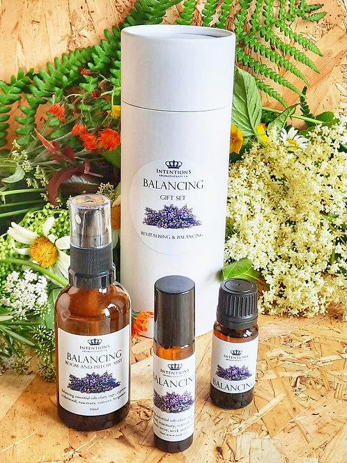 Balancing Aromatherapy Gift Set