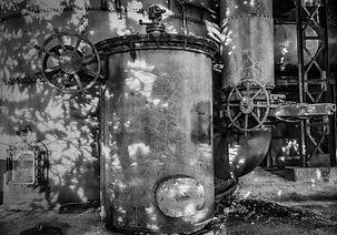 The Pig Iron Factory, Alabama