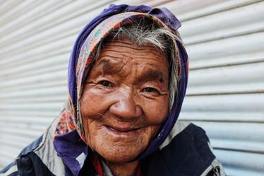 Tibetan Woman (story)