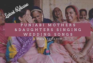 Punjabi Mothers and Daughters Singing... (Documentary Film)