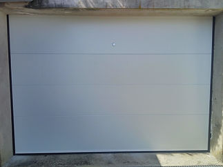 PORTA PAINEL LISO RAL 9010