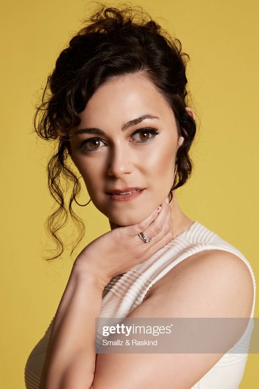 Hollywood Reporter Portrait