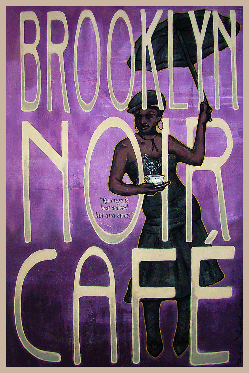 BROOKLYN NOIR CAFE
