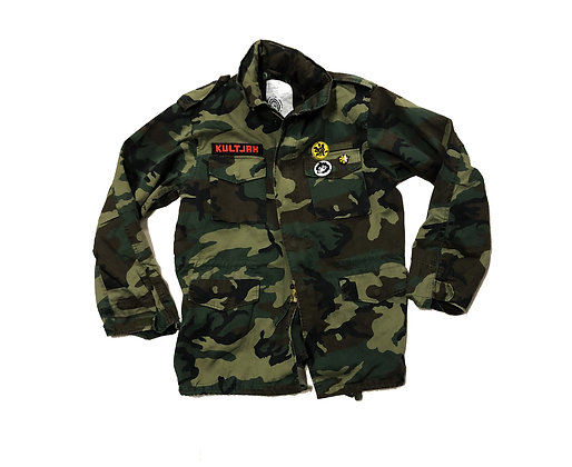 KULTJAH OFFICIAL ISSUE M-65 FIELD JACKET (CAMO)