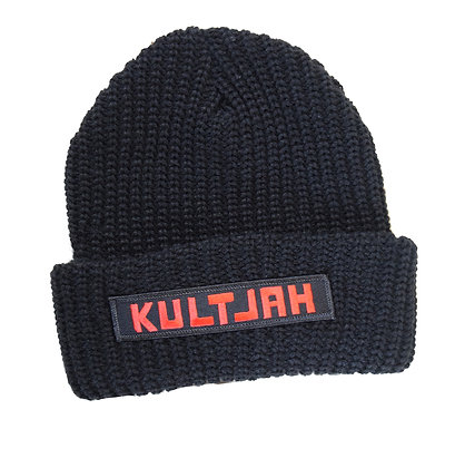 KULTJAH CHUNKY SKULLY (KJ BLACK)