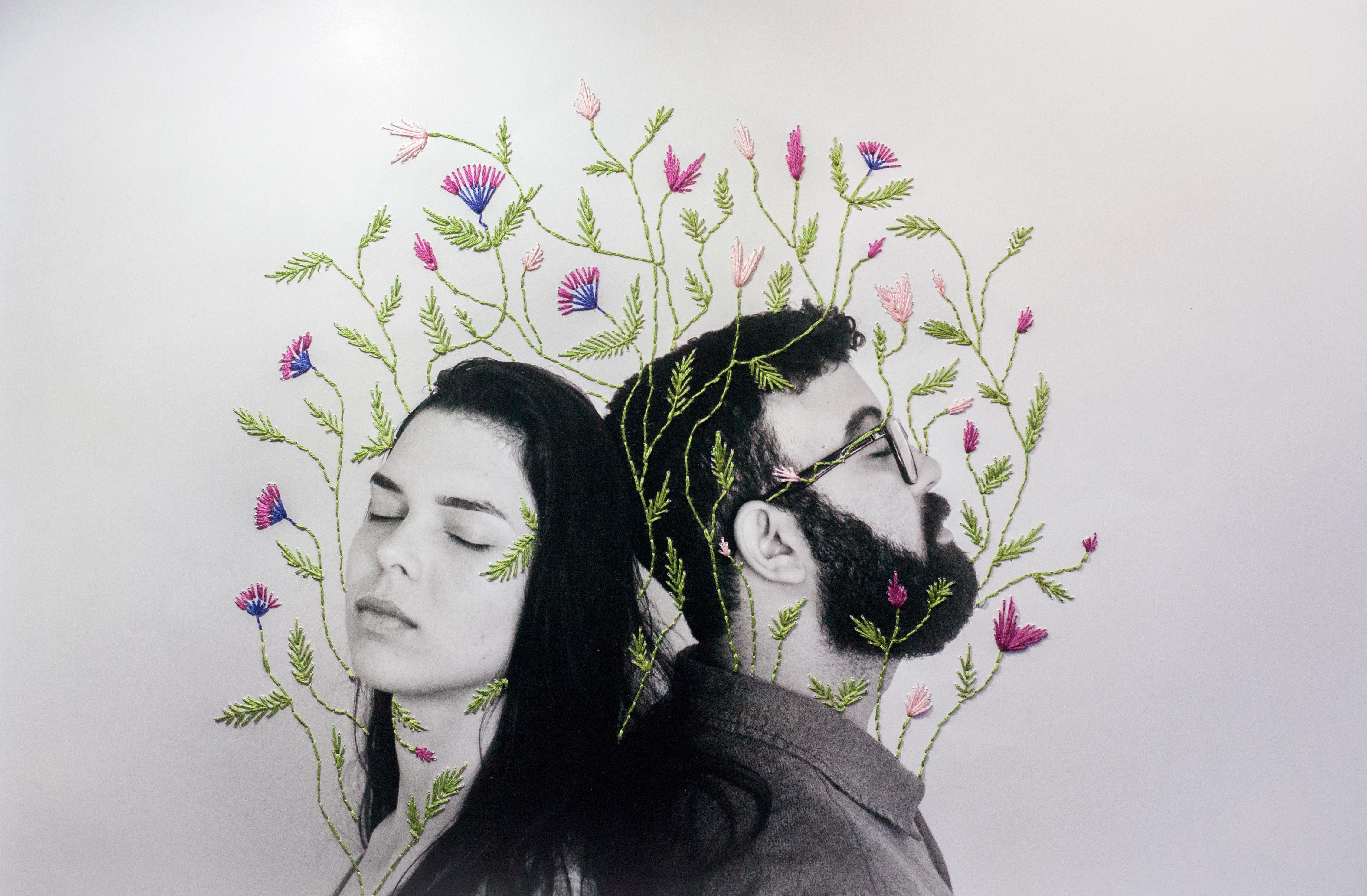 Foto e Bordado, Aline Brant 2017