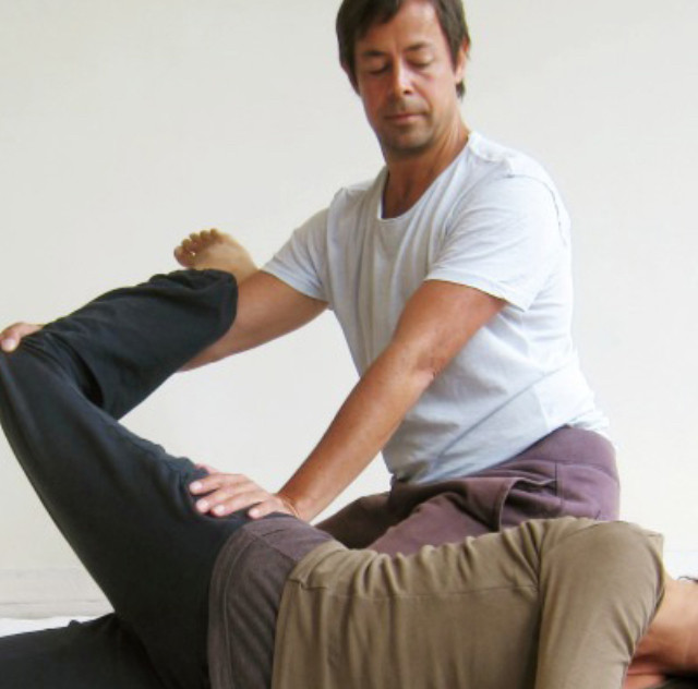 Ralf Marzen, founder of Mudita Thai Yoga