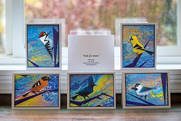BIRDS OF THE SEASONS