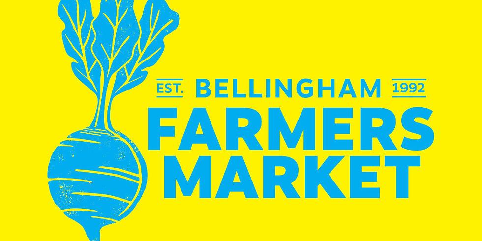 Wed Bellingham Farmers Market