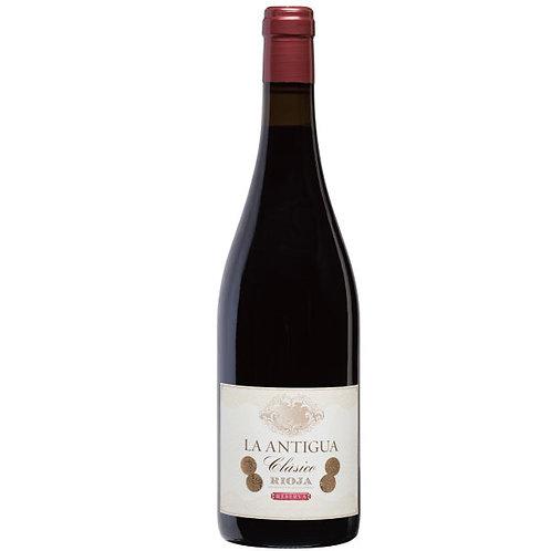 "La Antigua Clasico Reserva 2006 安帝奎""古董""陳釀紅酒"