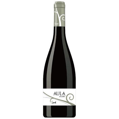 Aula Syrah 2016 雅烏納希哈紅酒