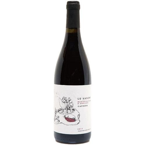 "Caprera Montepulciano""Le Vasche""紅酒 2017"