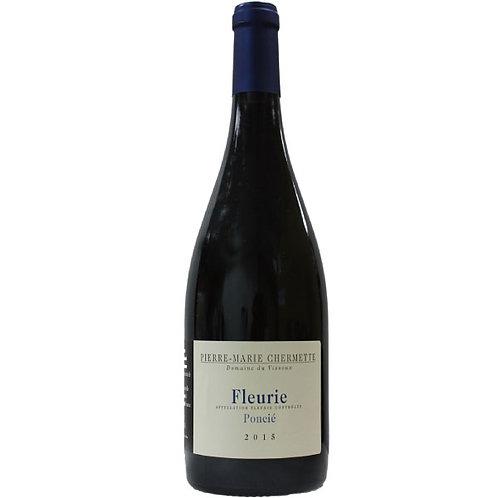 Fleurie Poncié 2017 花漾之心紅酒