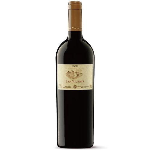 San Vicente 2011 聖文森紅酒