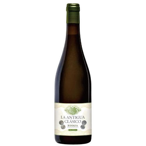"""La Antigua Clasico Blanco 2014 安帝奎""""古董""""白酒"""