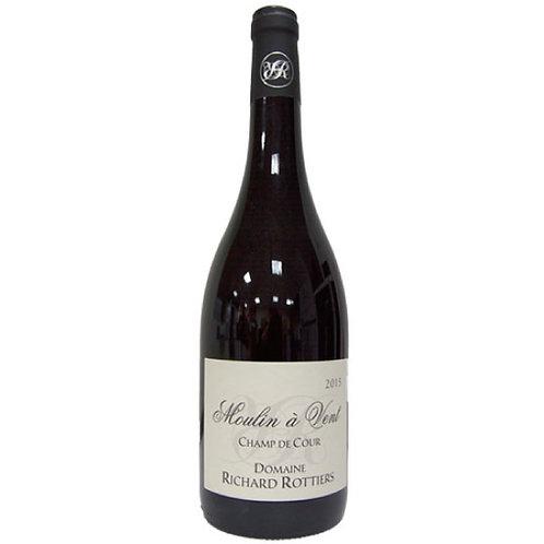 Champ de Cour 2015 王者之聲紅酒