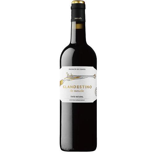 Clandestino 2016 美樂地起源紅酒