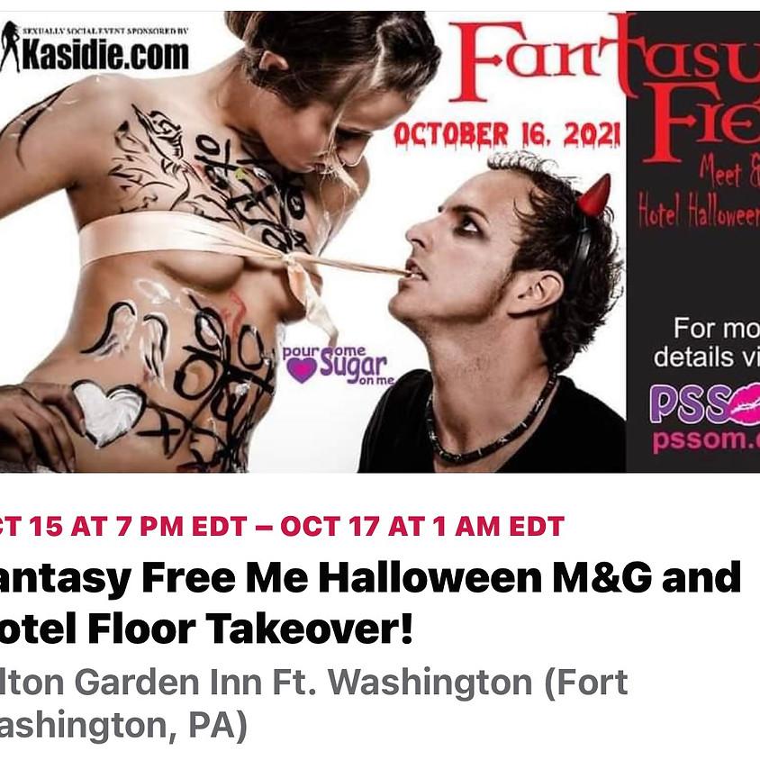 Mizzy's Boutique vending : PSSOM Hotel Halloween Event