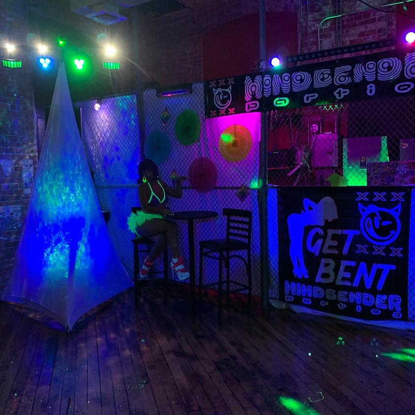 Naughty in Neon : ESC, Rhode Island