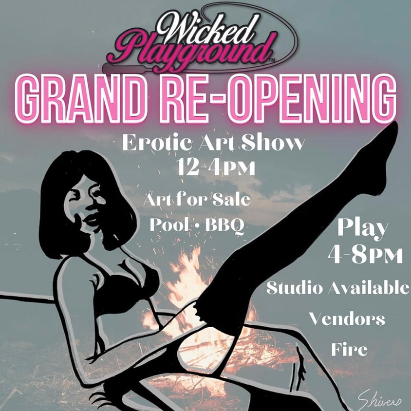 Grand Re-Opening at LWP : Mizzy's Boutique Vending