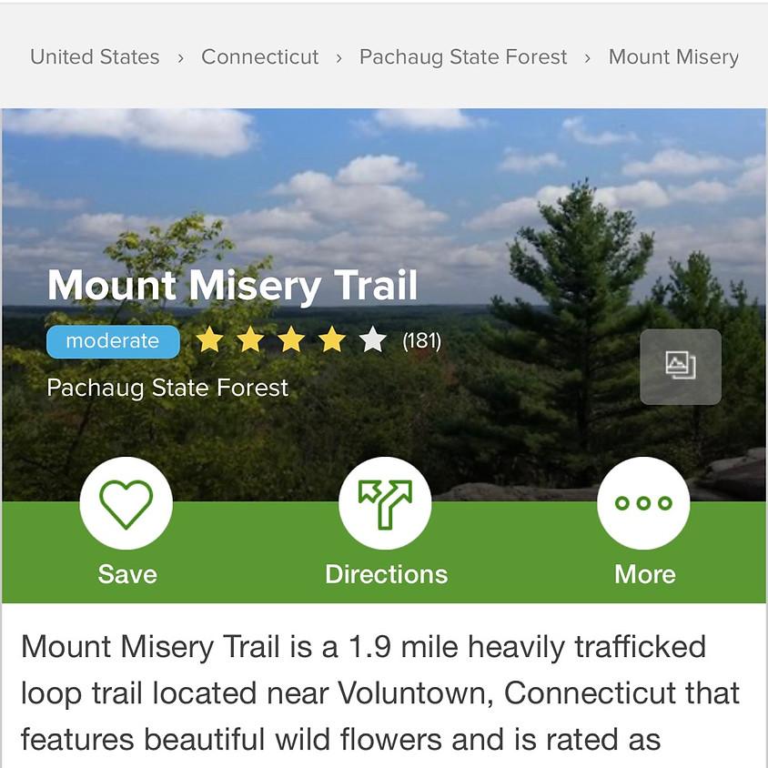 Mindbender Adventures : Hiking : Mount Misery Loop - CT
