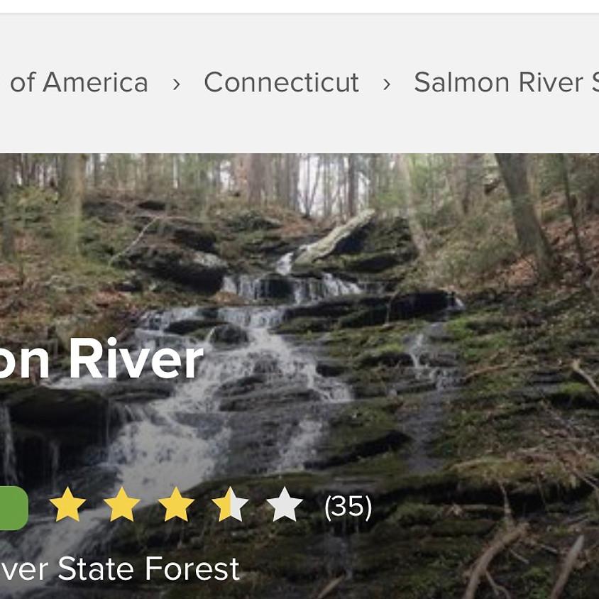 Salmon River Mindbender Adventures Hike