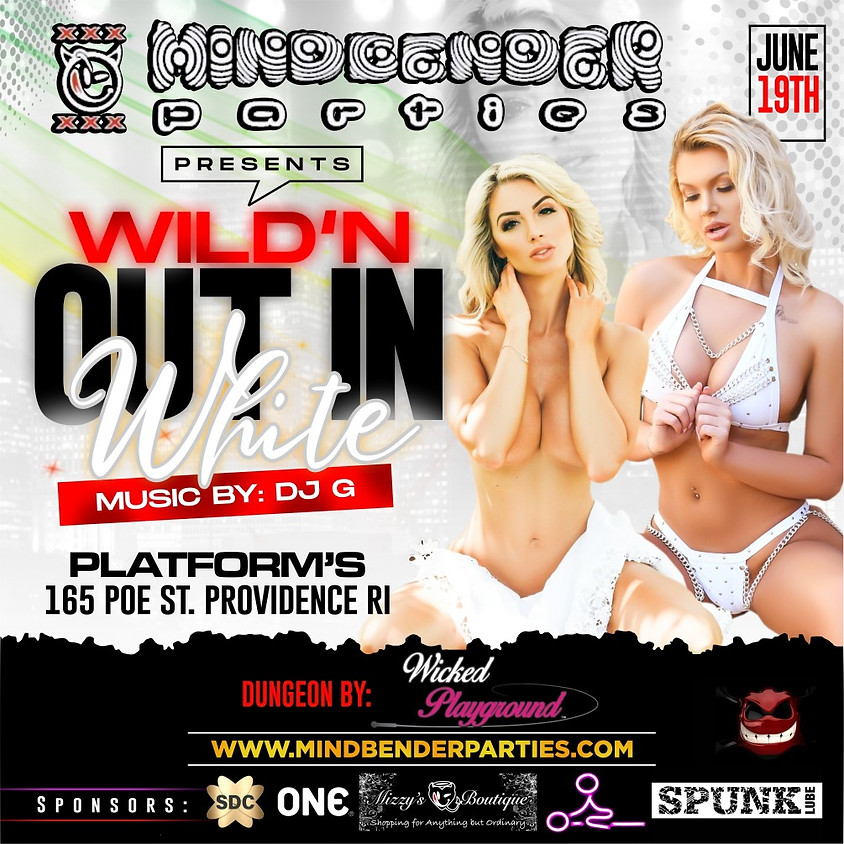 Wild N' Out in White @ Platforms Dance Club